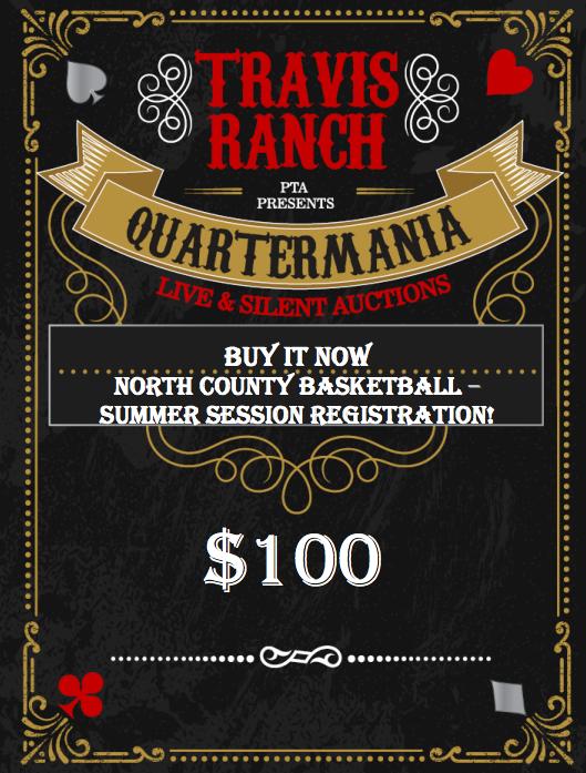 North County Basketball 2019 Summer Season